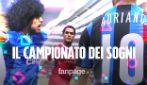 Il campionato dei sogni Pes: da Maradona a Baggio e Gullit, ritorna il calcio degli anni '80 e '90