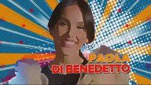 Paola Di Benedetto nella clip di presentazione