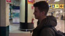 Diego Demme arrivato a Fiumicino: pronto per il Napoli