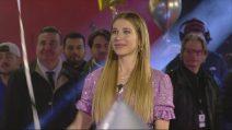 """Clizia Incorvaia entra nella Casa con un palloncino: """"Voglio essere leggera"""""""