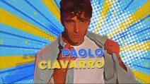 Paolo Ciavarro nella clip di presentazione
