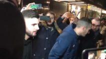 Calciomercato Fiorentina, l'accoglienza per Cutrone all'aeroporto