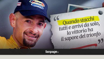 Il 13 gennaio Marco Pantani avrebbe festeggiato 50 anni: auguri indimenticabile Pirata