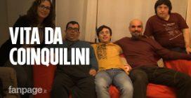 在我们与克里斯蒂安·米尔科·汤米和贾科莫一起度过了残疾之后的一天