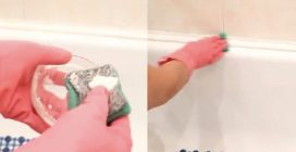 How to remove mold in natural way