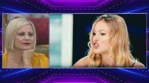 Grande Fratello Vip, Antonella Elia risponde a Taylor Mega