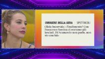 Clizia Incorvaia e la sua versione sulla triangolo con Francesco Sarcina e Riccardo Scamarcio