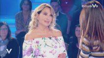 Barbara D'Urso risponde alle critiche di Massimo Giletti