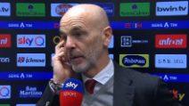 """Stefano Pioli: """"Ibrahimovic ha capito il momento del Milan"""""""