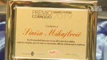 """Bologna, a Sinisa Mihajlovic il """"Premio Coraggio 2019"""""""
