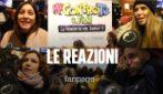 """""""Me contro te"""" in anteprima a Milano: la reazione dei genitori al film"""