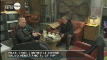 """I commenti sessisti di Salvo Veneziano al GfVip 2020, Federica Panicucci: """"Questi commenti fanno orrore"""""""