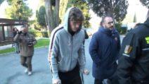 Nicolò Zaniolo si opera: l'arrivo a Villa Stuart
