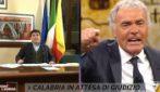 Giletti a Marco Polimeni: lavati la bocca prima di dire Gratteri