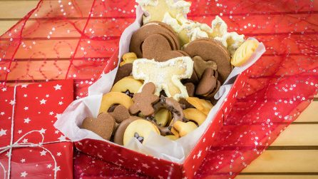 Multi-Size cookies gift box: how to make them at home!