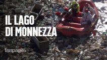 """Terra dei fuochi: sequestrato un """"lago di rifiuti"""" profondo 10 metri in provincia di Caserta"""