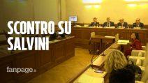 """Salvini-Gregoretti, maggioranza lascia giunta: """"Gasparri di parte"""". La replica: """"Io correttissimo"""""""
