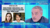 Domenica Live, Michele Favoloso difende suo figlio Luigi dalle accuse di Nina Moric