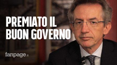 """Elezioni Emilia-Romagna, parla il ministro Gaetano Manfredi: """"Premiato il buon governo di Bonaccini"""""""