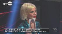 """Federica Panicucci su Fernanda Lessa: """"Chiama lesbica Licia Nunez, ha perso un'occasione"""""""