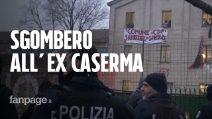 Bologna, nuovo sgombero per il centro sociale Xm24