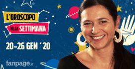 L'oroscopo settimanale di Ginny dal 20 al 26 gennaio 2020