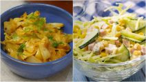 3 cabbage recipes for a quick and tasty dinner!