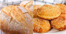 3 alternative to the usual bread recipe!