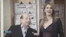 Adriana Volpe e i contrasti con Giancarlo Magalli