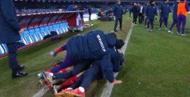 Napoli-Fiorentina: super gol di Vlahovic al San Paolo