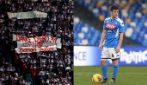 """""""Grazie Diego"""", omaggio commovente per Demme al 31esimo minuto"""