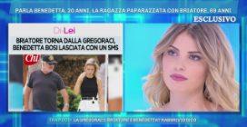 """Benedetta Bosi: """"Mai stata con Flavio Briatore"""""""
