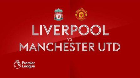Premier League, Liverpool-Manchester United 2-0: gol e highlights