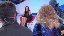 """Uomini e Donne, Tina accusa Giovanna: """"Ti lamenti sempre di Giulio"""""""