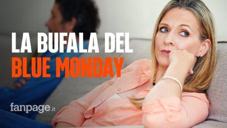 Blue Monday, oggi non è il giorno più triste dell'anno: ecco com'è nata la bufala