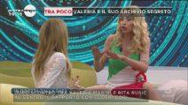 GFVIP: il confronto tra Valeria Marini e Rita Rusic