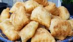 Bread fritters: everyone will fall in love with them