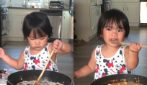 The youngest chef in the world is only 4 years old: Cambria's sweet recipes