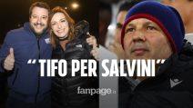 """Mihajlovic fa il tifo per Salvini e Borgonzoni: """"Matteo mi ispira fiducia, è uno tosto"""""""