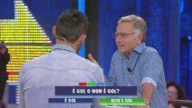 Paolo Bonolis e il regolamento pro Juve: è bufera