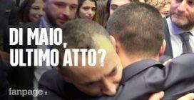 M5S: Tra lacrime e cravatte, il videoracconto dell'ultimo giorno di Luigi Di Maio