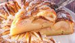Torta budino alle mele: la ricetta del dolce che conquisterà tutti