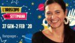 L'oroscopo settimanale di Ginny dal 27 gennaio al 2 febbraio 2020