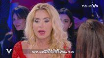 Valeria Marini commenta il caso di Pamela Prati e Mark Caltagirone
