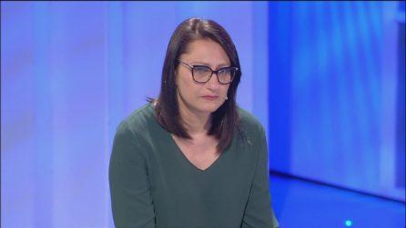 Gabriella chiede al figlio Luigi di perdonarla, ha smesso di parlarle quando ha lasciato il marito