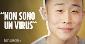 """Coronavirus, la parola ai cinesi: """"Io non sono un virus"""""""