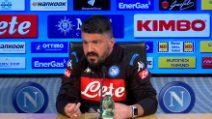 """Napoli, Gattuso: """"Tutti abbiamo fatto danni, ma siamo forti"""""""