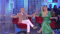 Grande Fratello Vip 2020, Pupo e Wanda Nara pronti per l'ottava puntata