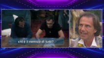 Grande Fratello VIP 2020, scontro tra Antonio Zequila, Pago e Andrea Montovoli