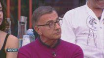 Grande Fratello vip 2020, Michele Cucuzza accusato di essere stratega